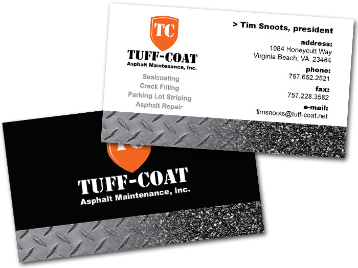Business Cards Lunarblue Design